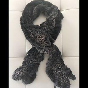 Soft cozy scarf